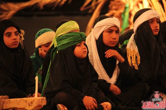 اجرای شش شب مراسم تعزیه در رفسنجان (۲۱)