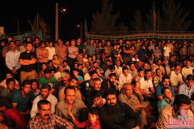 اجرای شش شب مراسم تعزیه در رفسنجان (۲۲)