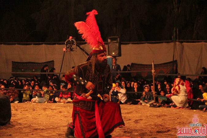 اجرای شش شب مراسم تعزیه در رفسنجان (۲۴)