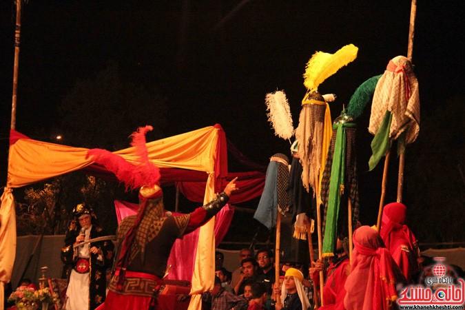 اجرای شش شب مراسم تعزیه در رفسنجان (۲۵)