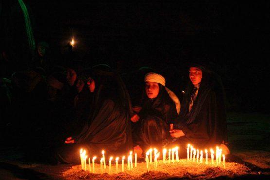 اجرای شش شب مراسم تعزیه در رفسنجان