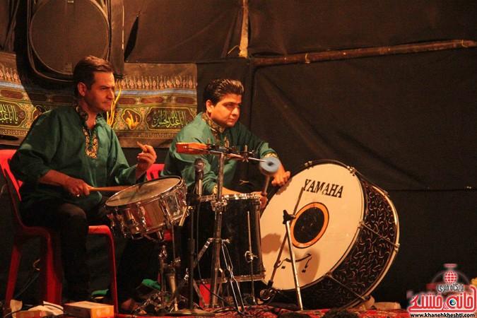 اجرای شش شب مراسم تعزیه در رفسنجان (۳)