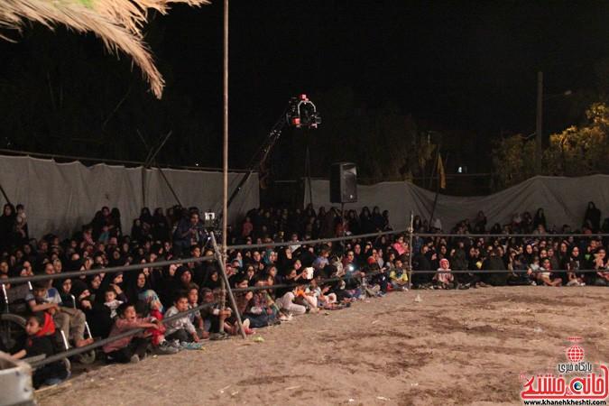 اجرای شش شب مراسم تعزیه در رفسنجان (۸)