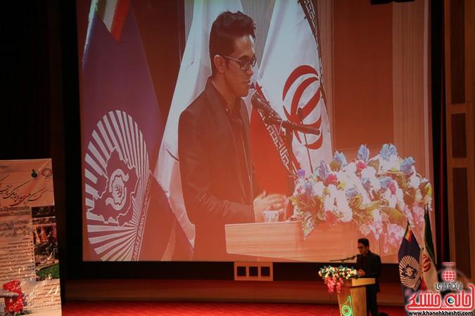 چهارمین کنگره ملی هیدروپونیک و تولیدات گلخانه ای در دانشگاه ولیعصر(عج) رفسنجان (۱۸)