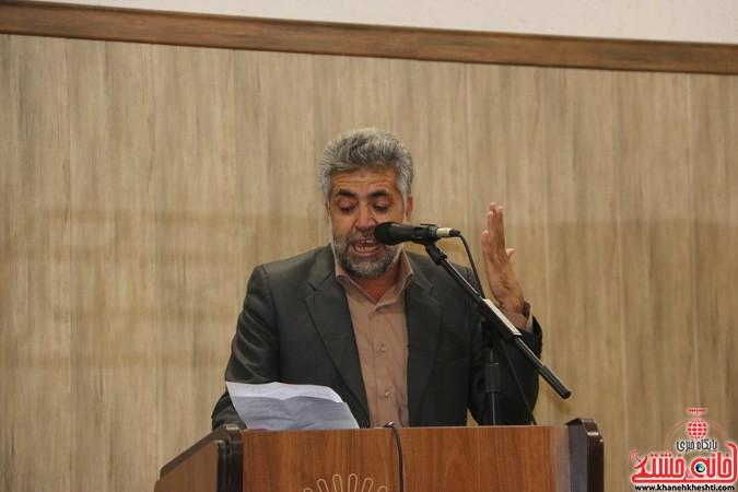 جشن فارغ التحصیلی ۵۰ دانشجوی دانشگاه پیام نور واحد رفسنجان