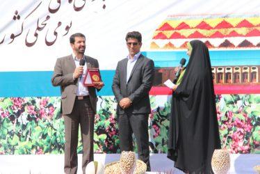 آغاز جشنواره ملی بازیهای بومی و محلی کشوری در رفسنجان / تصاویر