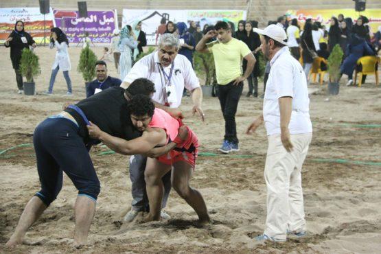 برگزاری مسابقات ورزشی جشنواره بازیهای بومی محلی کشور به میزبانی رفسنجان/ تصاویر