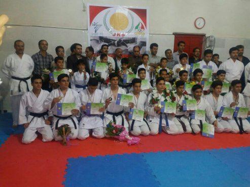 درخشش باشگاه ملی پوشان رفسنجان با ۲۵ مدال رنگارنگ در مسابقات بین المللی+عکس