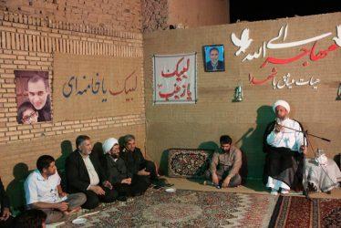 """بزرگداشت شهید فاجعه منا """"محمد حسین زینلی"""" در رفسنجان برگزار شد"""