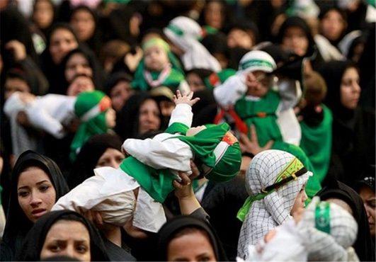 همایش شیرخوارگان حسینی در رفسنجان برگزار می شود