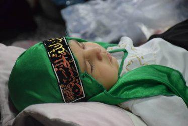 همایش شیرخوارگان حسینی در رفسنجان برگزار شد / تصاویر
