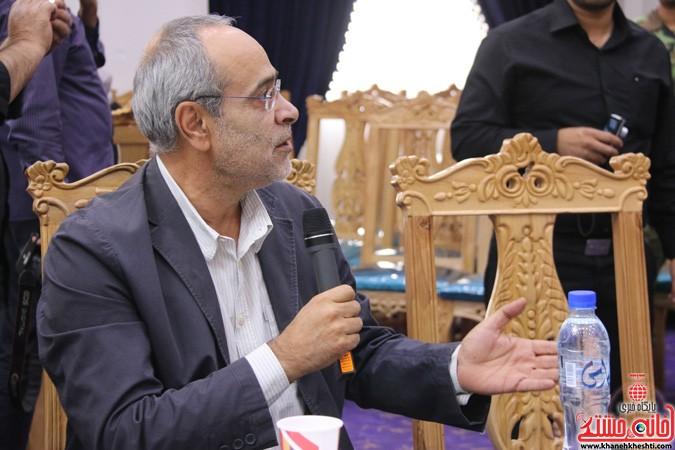 خیران امنیت ساز در رفسنجان تقدیر شدند