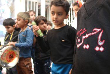 تصاویر عزاداری کودکانه در مهد کودک نسیم قرآن رفسنجان