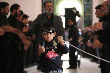 مراسم تاسوعا حسینی در شهرستان رفسنجان برگزار شد + عکس