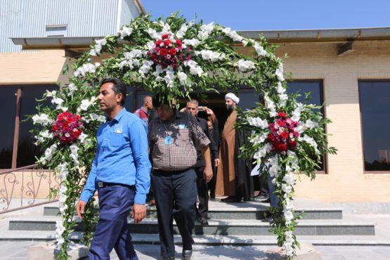 فرودگاه رفسنجان مفتخر به اعزام زائر به عتبات شد / تصاویر
