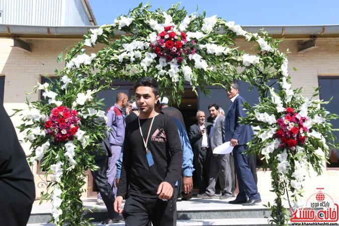 فرودگاه رفسنجان مفتخر به اعزام زائر به عتبات شد