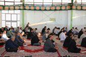 آزمون خطبه همام ویژه خدام مسجد مقدس جمکران در رفسنجان برگزار شد