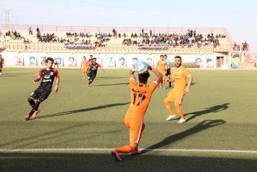 گزارش تصویری بازی مس رفسنجان و ایران جوان