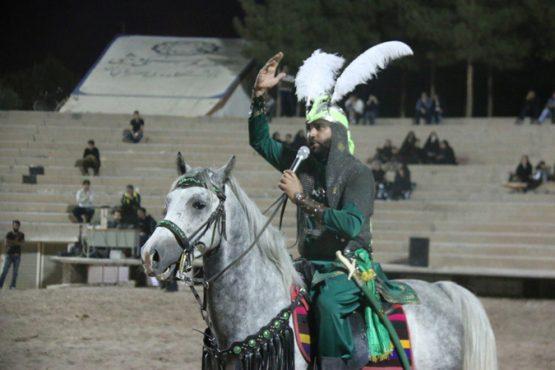 استفاده ازشترواسب درکاروان های مذهبی ایام محرم در رفسنجان ممنوع شد
