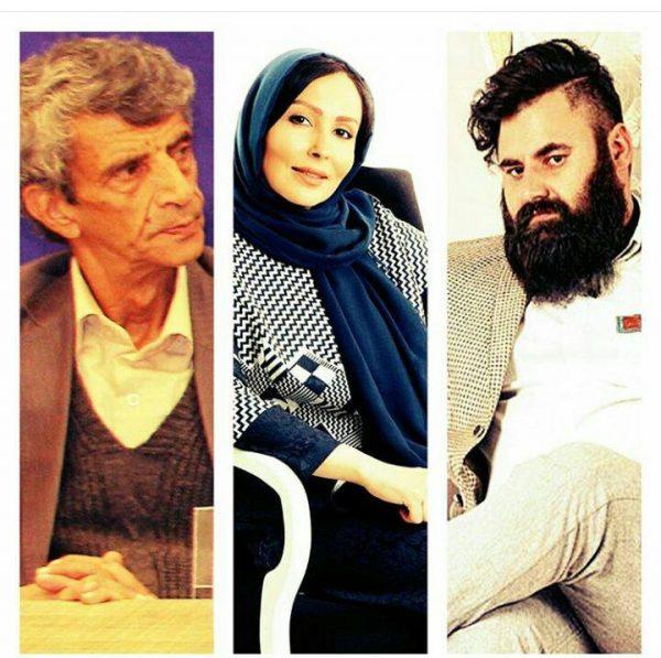 """ساخت فیلم """"سبز بخت"""" با حضور پرستو صالحی در رفسنجان"""