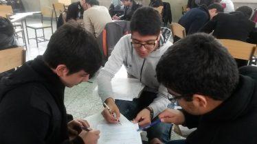 کسب رتبه اول  استدلال و تورنمنت شهر ریاضی کشور توسط دانش آموزان رفسنجان