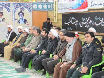 همایش مدافعین حرم در رفسنجان برگزار شد / عکس