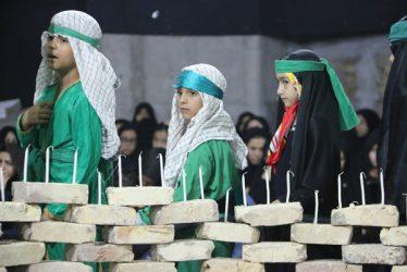 دومین همایش سه ساله های حسینی و تعزیه خوانی در مسجد موسی بن جعفر(ع) رفسنجان برگزار شد/تصاویر
