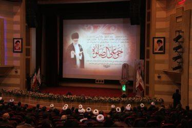 گزارش تصویری برگزاری چهارمین اجلاس استانی نماز در رفسنجان