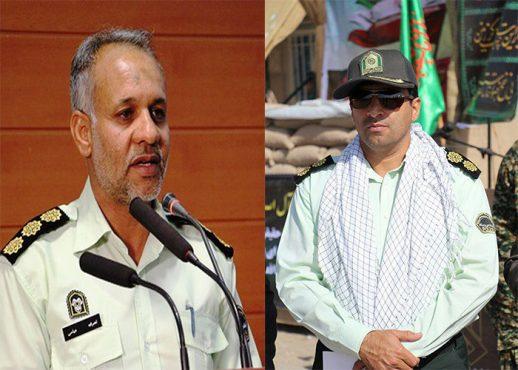صدور پیام گرامی داشت هفته بسیج از سوی فرماندهی انتظامی رفسنجان