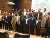 نشست اعضای هیات علمی دانشگاه ولیعصر(عج) با نماینده مردم رفسنجان