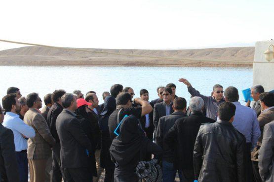 بازدید و کارگاه تخصصی آرتمیای کشور در دهکده آرتمیای جوادیه فلاح / تصاویر