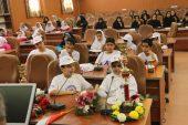 کسب مقام برتر جهانی یوسی مس توسط دو دانش آموز رفسنجانی / تصاویر