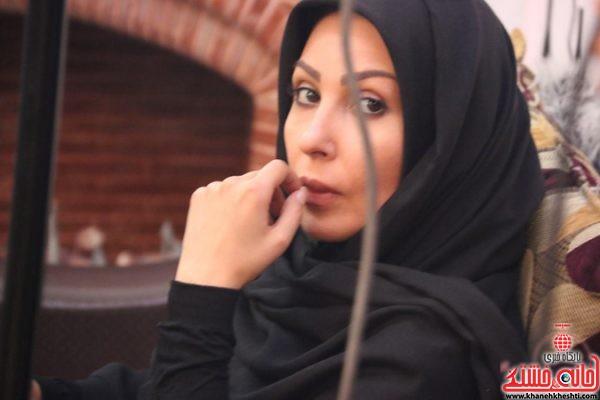کارگردان رفسنجانی به دست پرستو صالحی «سبز بخت» می شود