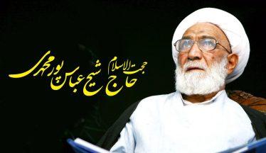 روحانی مجاهد حجت الاسلام شیخ عباس پورمحمدی به لقاء الله پیوست