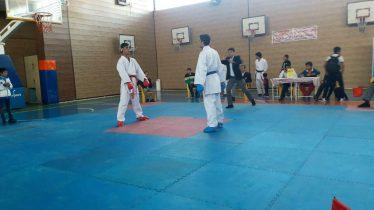 نائب قهرمانی انجمن شوتوکان jks کاراته رفسنجان در مسابقات استانی