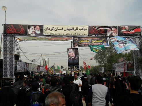 شور عاشقانه در پیاده روی بزرگ اربعین حسینی / تصاویر