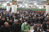 مراسم هفتمین روز رحلت حجت الاسلام حاج شیخ عباس پورمحمدی در رفسنجان برگزار شد / تصاویر