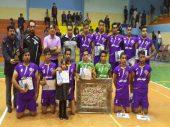 تیم شهید شایق قهرمان مسابقات والیبال شد