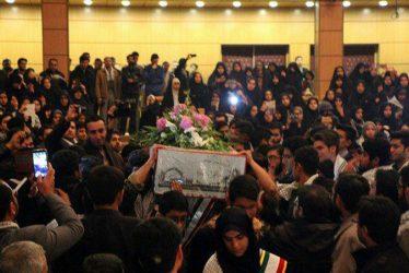 گردهمایی بزرگ فرزندان روح الله (ره) انقلابیون جوان در دانشگاه فرهنگیان کرمان / تصاویر