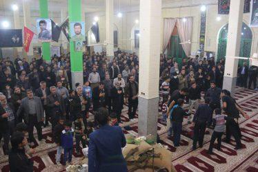 برگزاری مراسم یادواره شهید محمد سلطانی / عکس