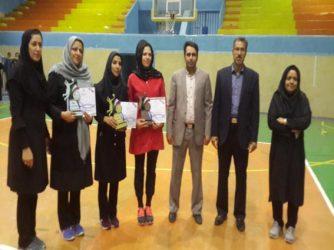 مسابقات والیبال بین باشگاهی بانوان رفسنجان به کار خود خاتمه داد