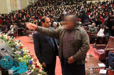 چرایی توهین کارشناس فرهنگی دانشگاه ولی عصر(عج) به روحانی در ۱۶ آذر
