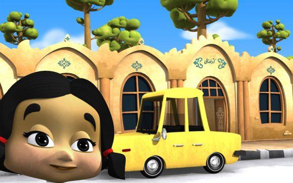 انیمیشن رباط کوچولو درمرکزکرمان تولید شد