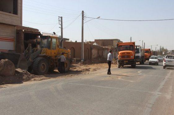 پیشرفت ۶۰ درصدی عملیات تعریض و احداث بلوار ۱۷ شهریور