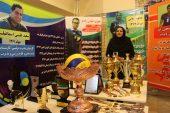 دومین نمایشگاه دستاوردهای علمی عملی قهرمانان دانشگاه آزاد رفسنجان برپا شد/تصاویر
