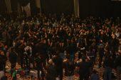 مراسم شام غریبان شهادت امام رضا (ع) در رفسنجان برگزار شد/تصاویر
