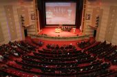 محفل انس با قران کریم با حضور نابغه ی حفظ جهان اسلام در رفسنجان برگزار شد/ تصاویر