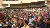 مراسم بزرگداشت رو دانشجو در دانشگاه ولیعصر(عج) برگزار شد / تصاویر