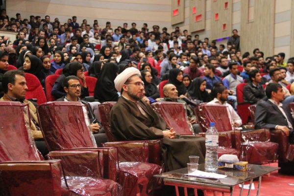 جشن بزرگداشت رو دانشجو در دانشگاه ولیعصر(عج)