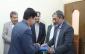 انتصاب سرپرست جدید سازمان های عمران و اتوبوسرانی شهرداری رفسنجان